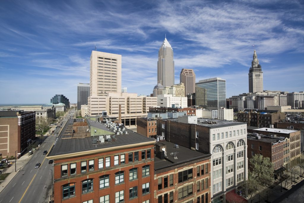 Downtown Cleveland Video Production