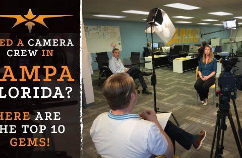 Tampa camera crew