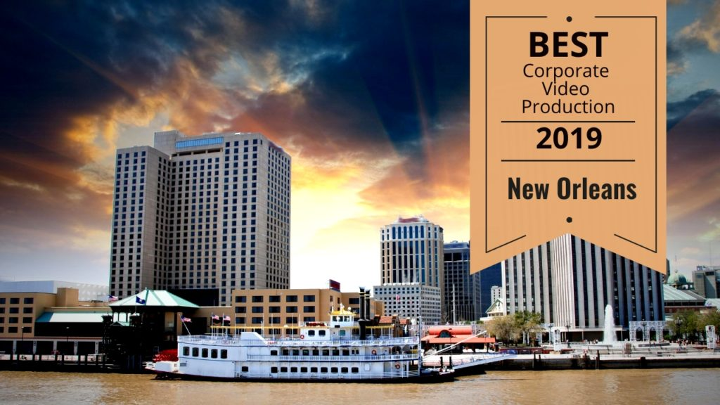 Best New Orleans corporate video production
