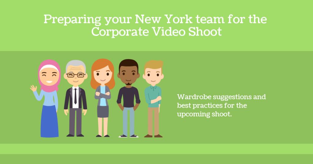 New York Corporate Video Team