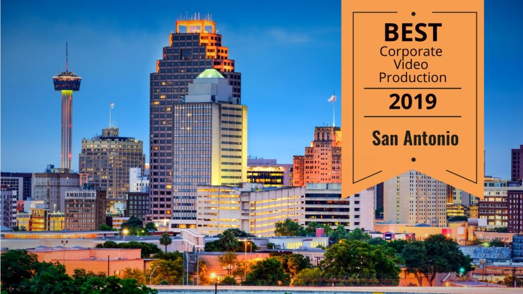 Best San Antonio corporate video production