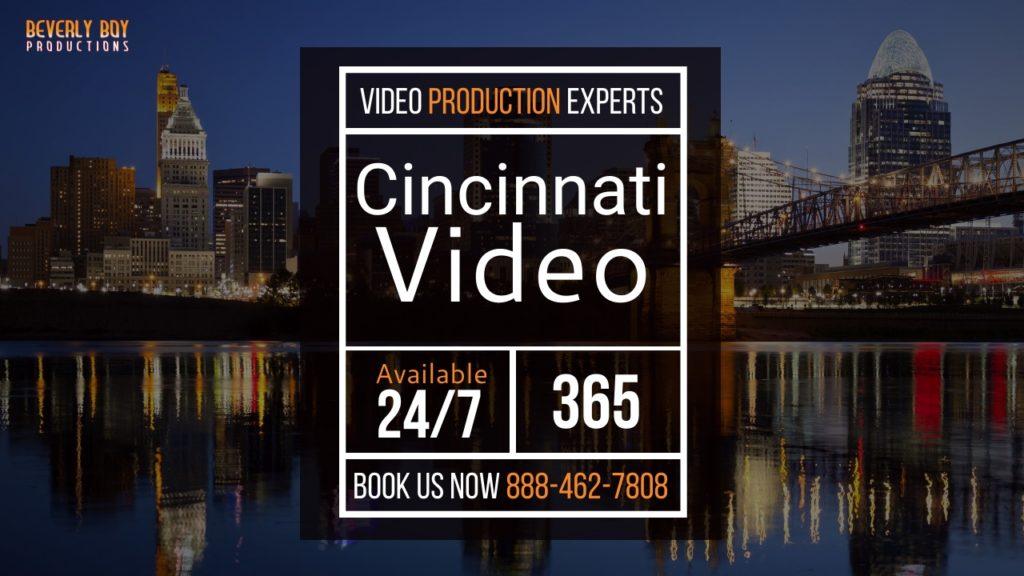 Top Cincinnati Video Production