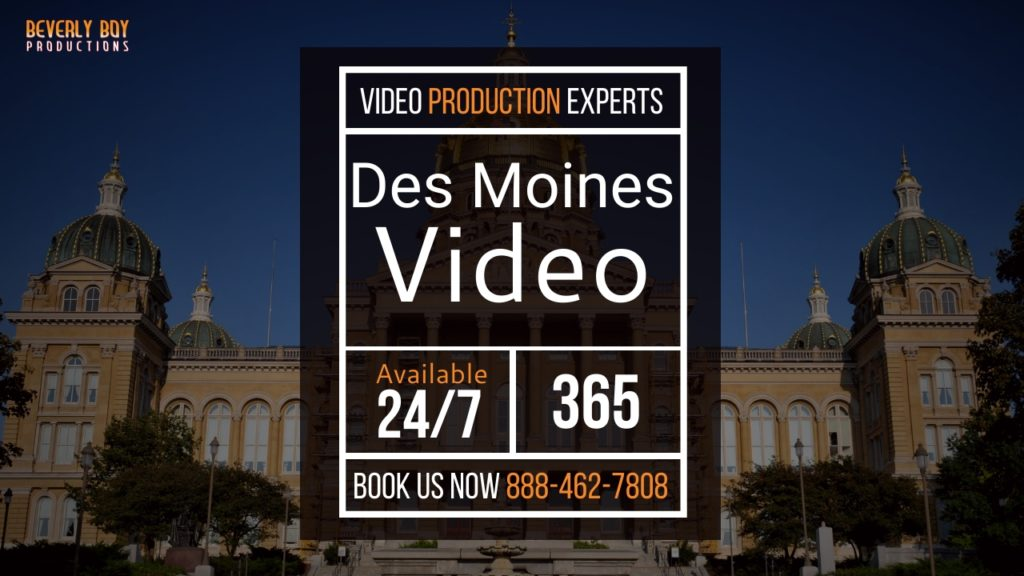 Top Des Moines Video Production