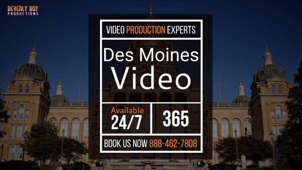 Top Des Moines Video Production