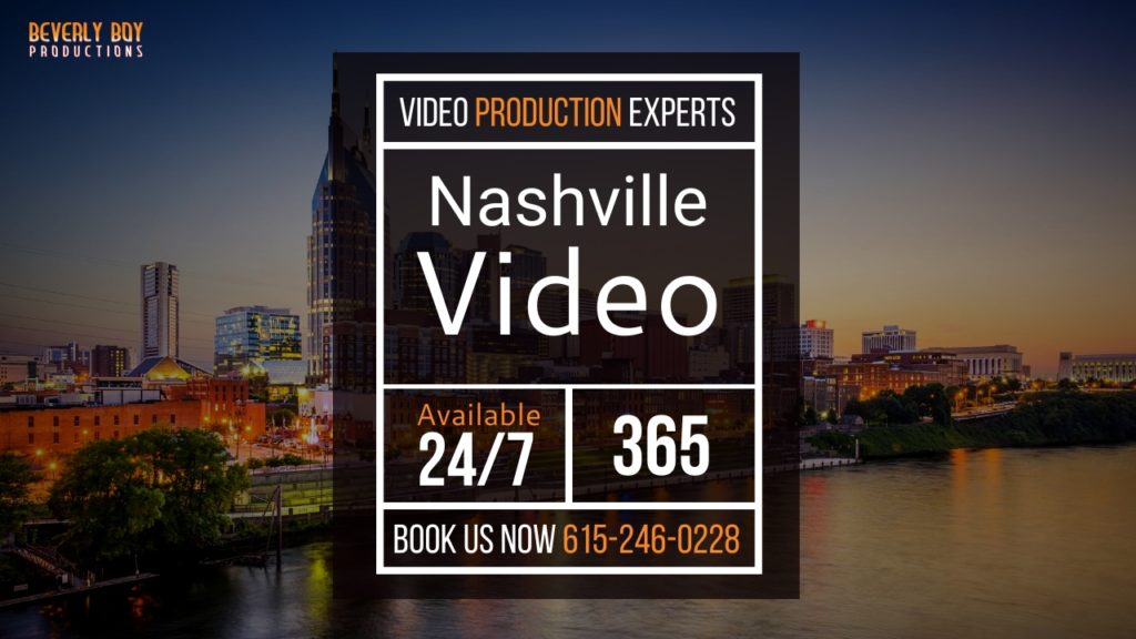 Top Nashville Video Production