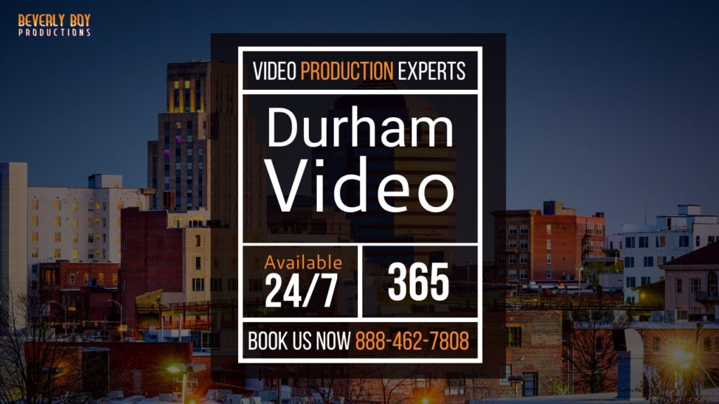 Top Durham Video Production