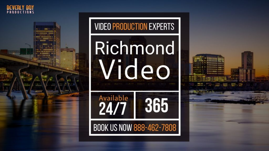 Top Richmond Video Production
