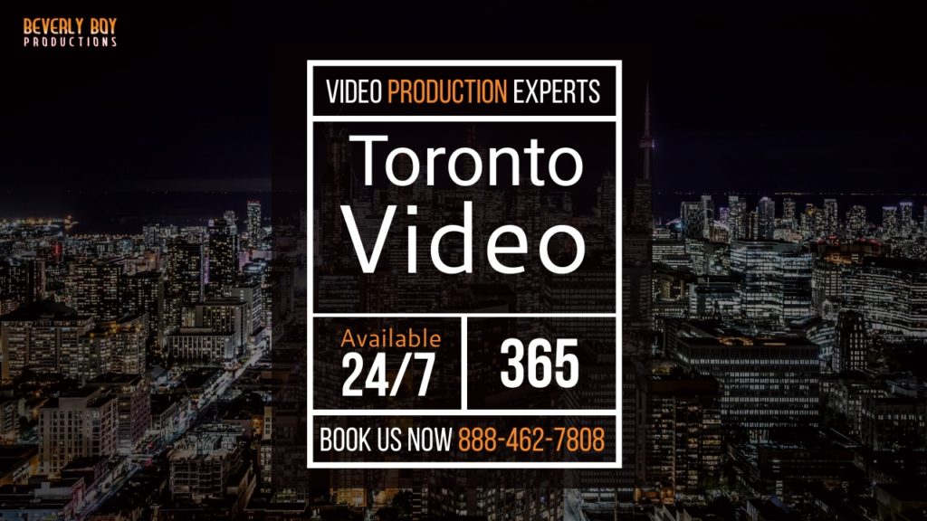 Top Toronto Video Production
