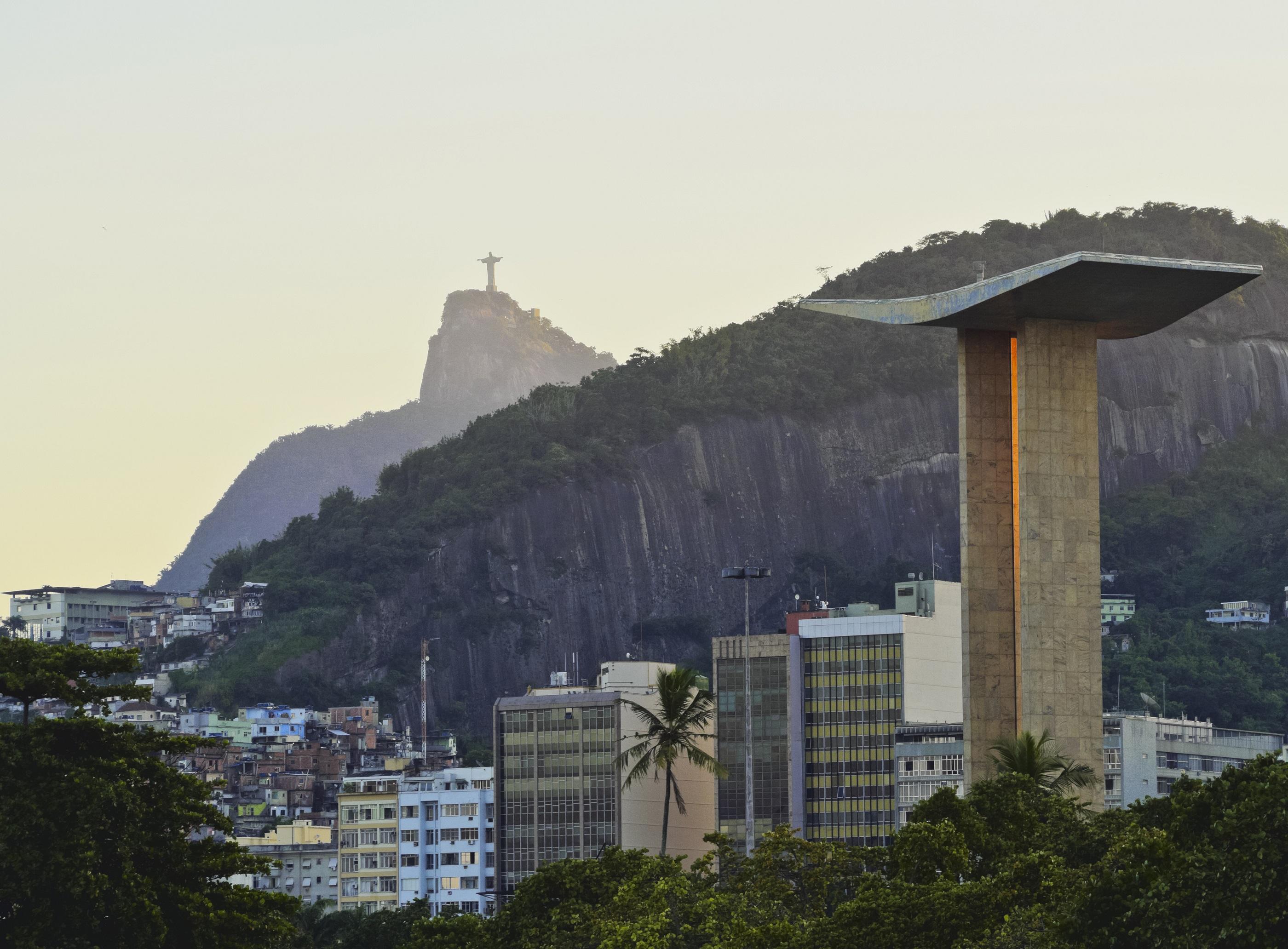 Rio de Janeiro camera crew