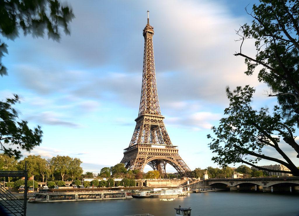 Camera Crew in Paris