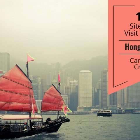 Camera Crew in Hong Kong