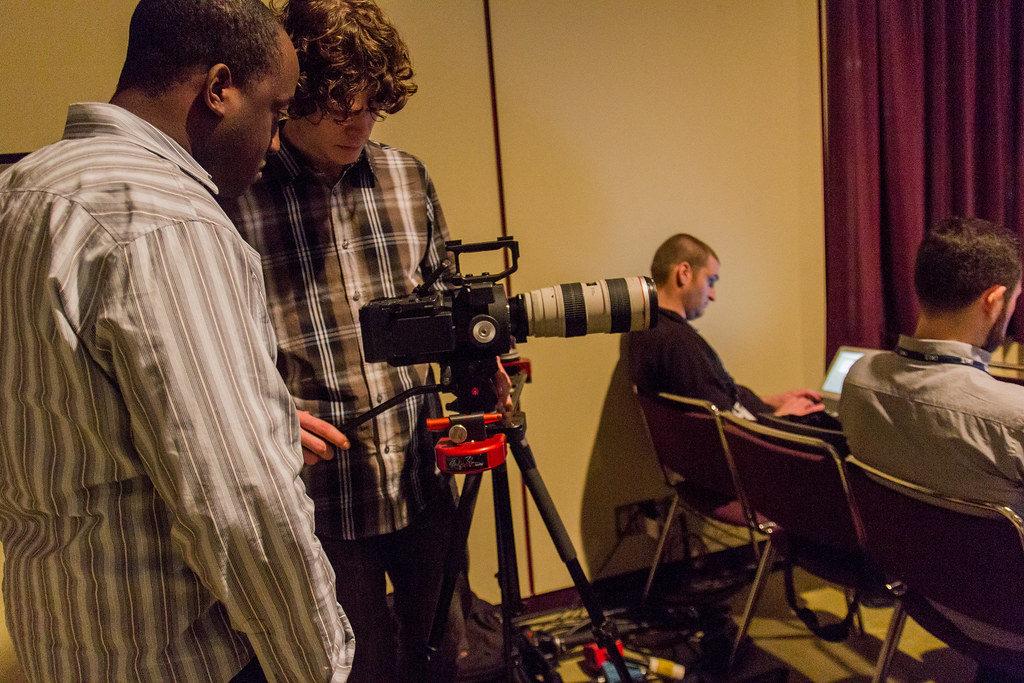 Camera Crew in Toronto