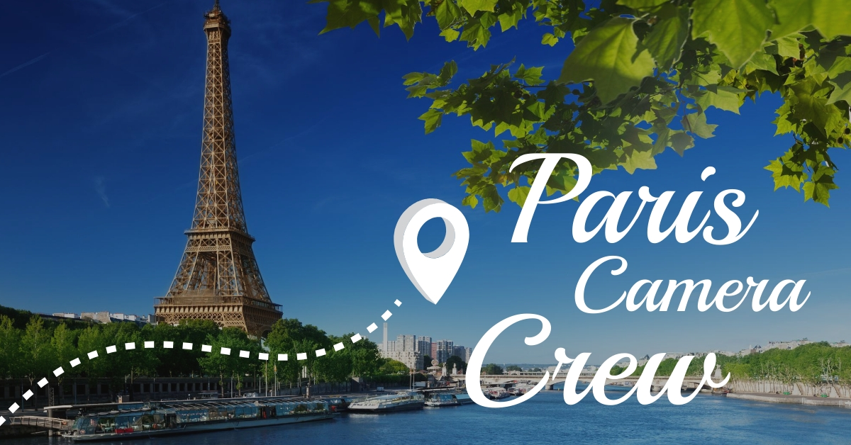 Paris camera crew