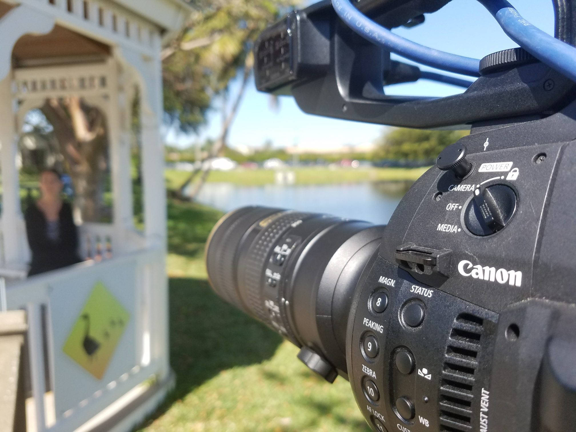 canon c100 video production