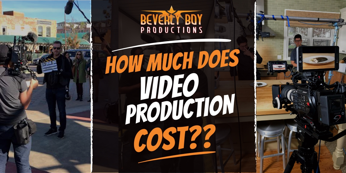 How much does video production cost