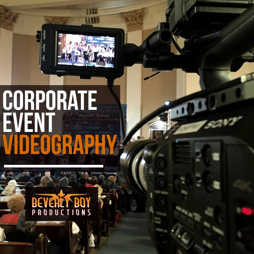 Corporate Event Videography- Business videographer-Local videographers