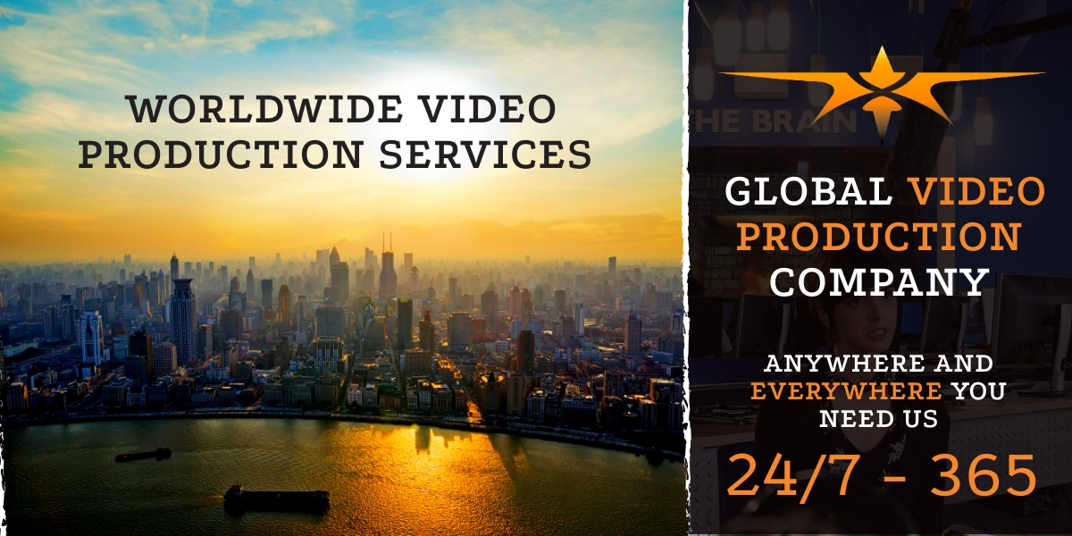 Global video production company