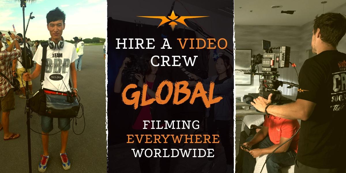 Hire a Video Crew