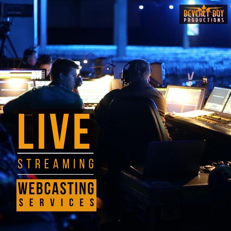 Live Streaming Company