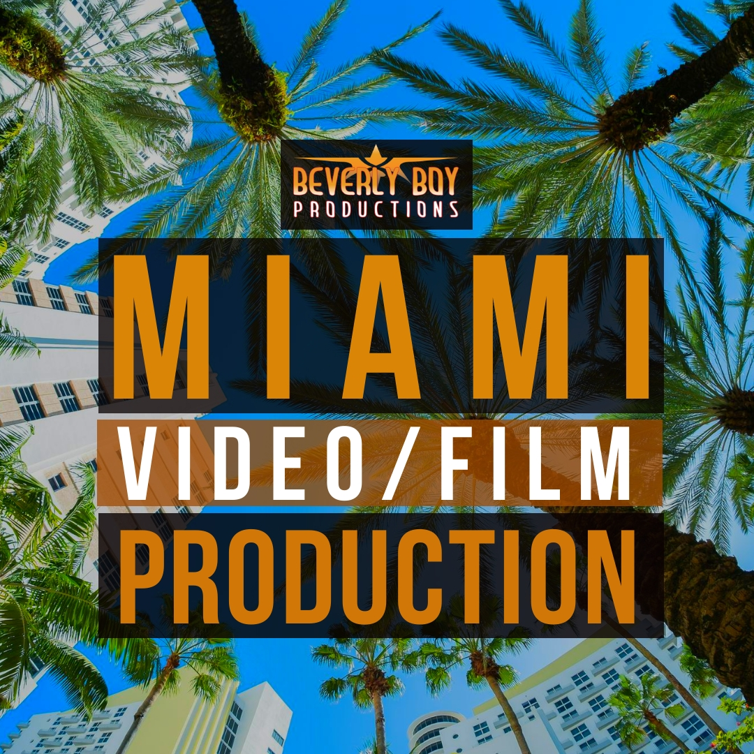 Miami Video Production company