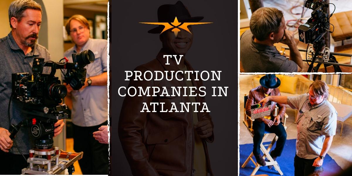 TV production companies in Atlanta