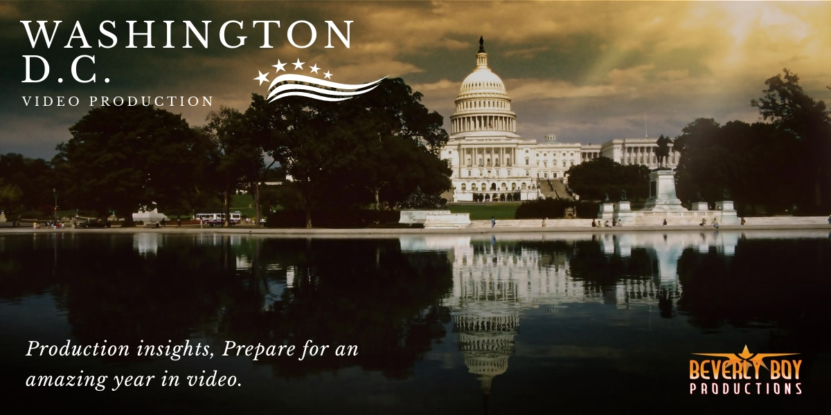 top washington d.c. video production
