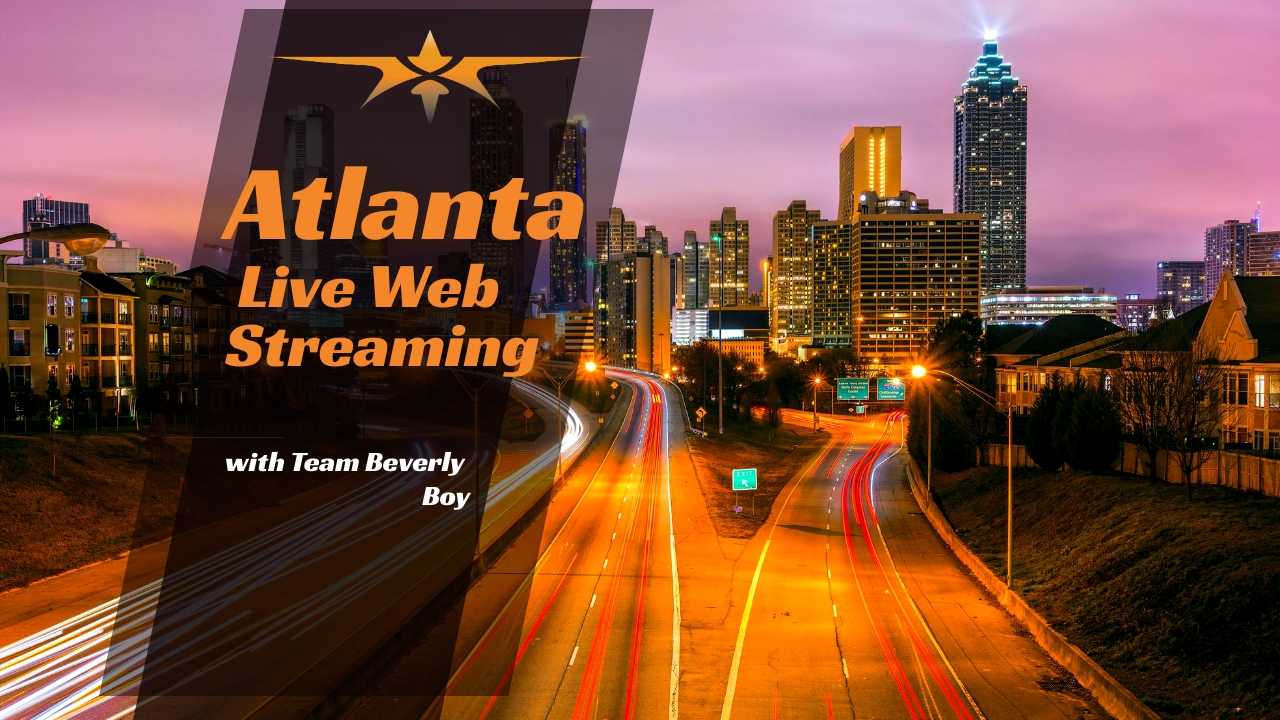 Atlanta Live Web Streaming