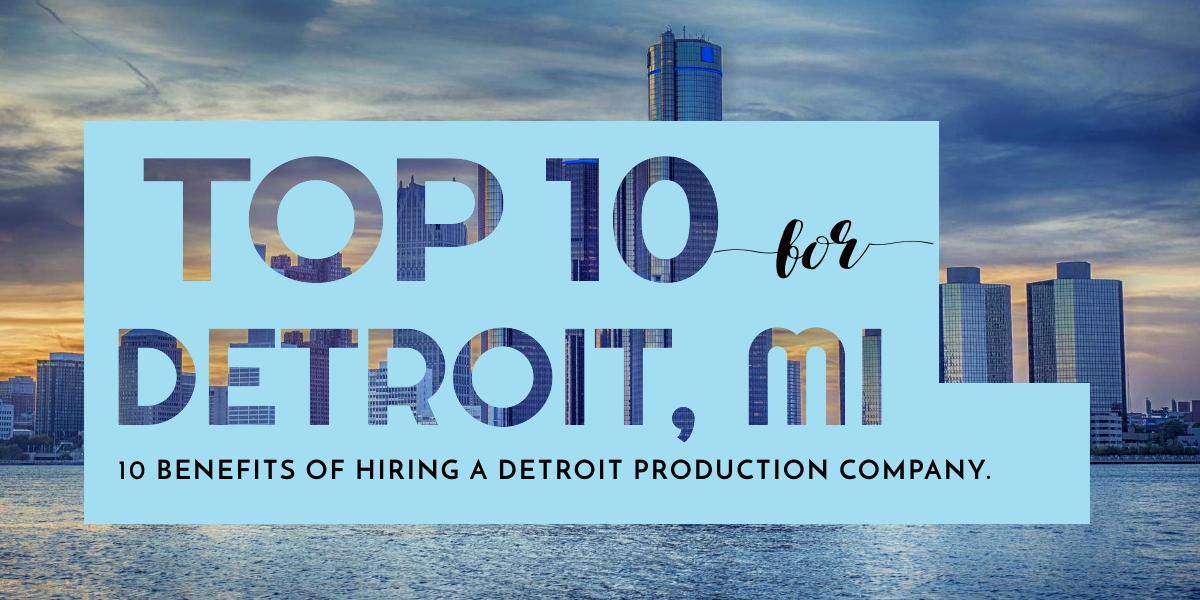Detroit, Michigan Production Company