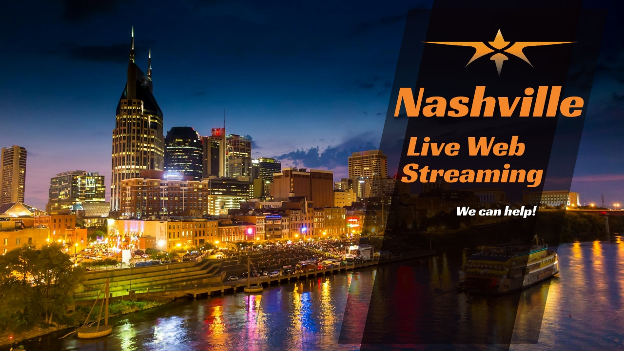 Nashville Live Web Streaming
