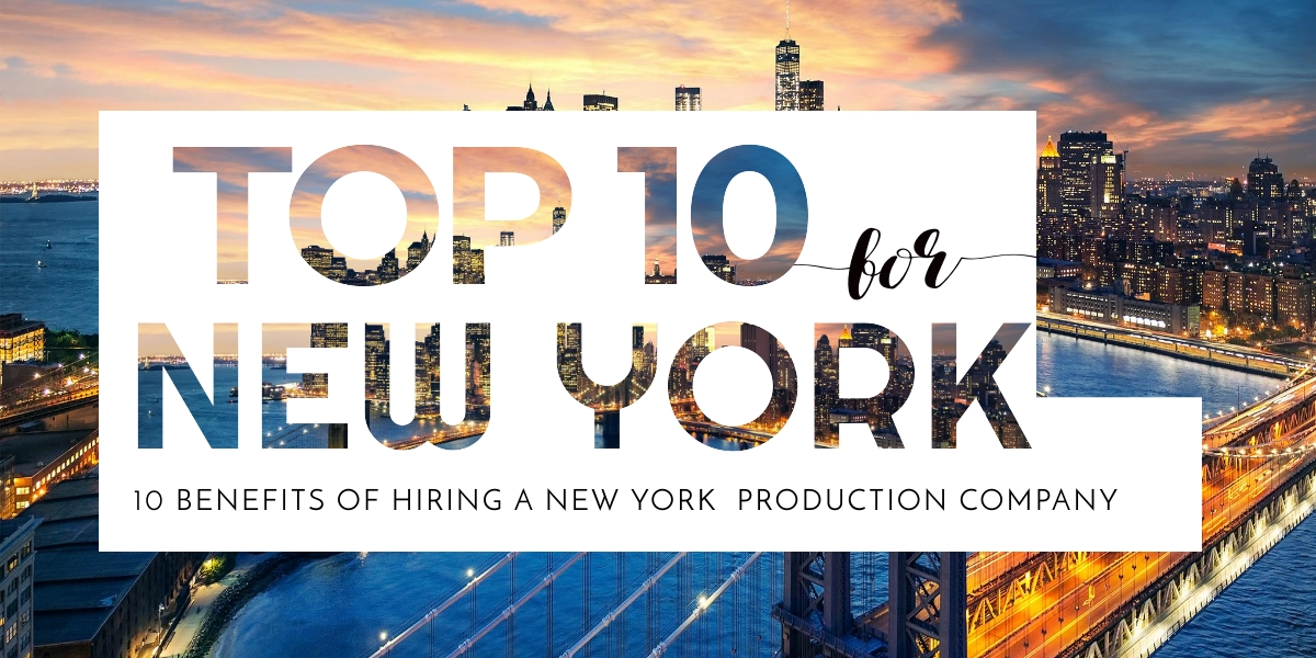 New York City, New York Production Company