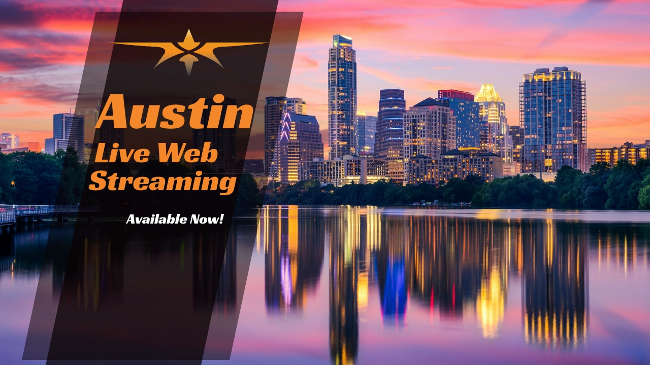 Austin Live Web Streaming