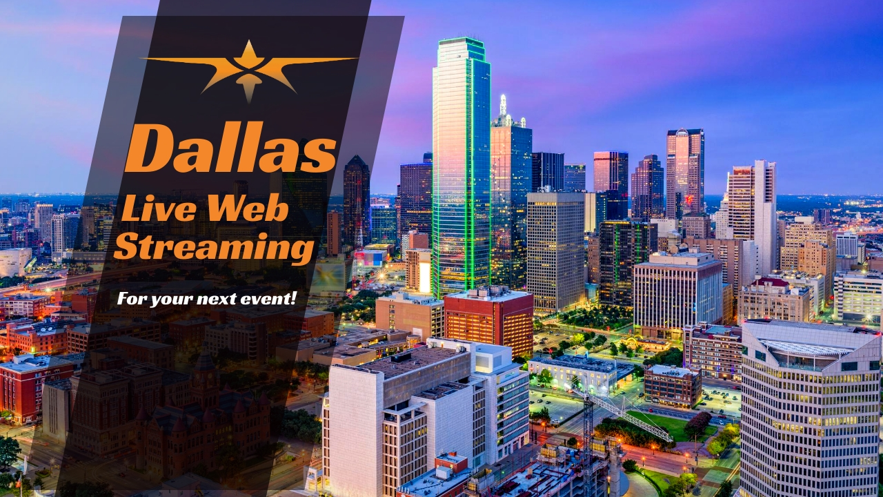 Dallas Live Web Streaming