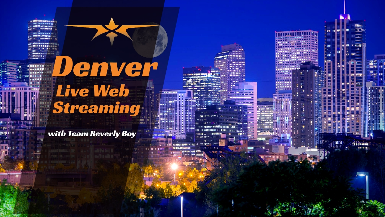 Denver Live Web Streaming