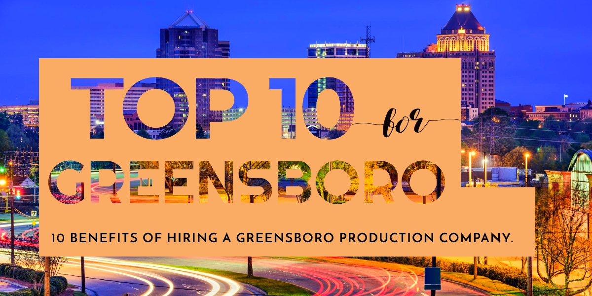 Greensboro, North Carolina Production Company