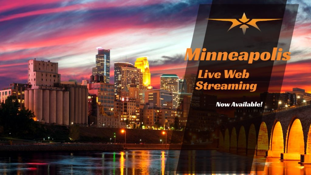 Minneapolis Live Web Streaming
