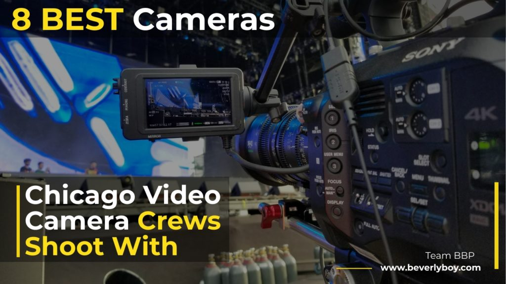 Chicago Video Camera Crews
