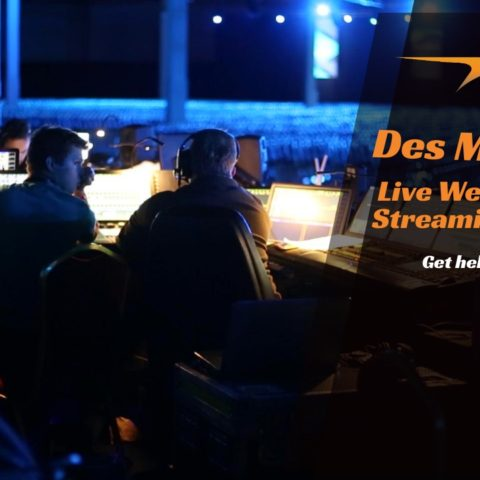 Des Moines Live Web Streaming