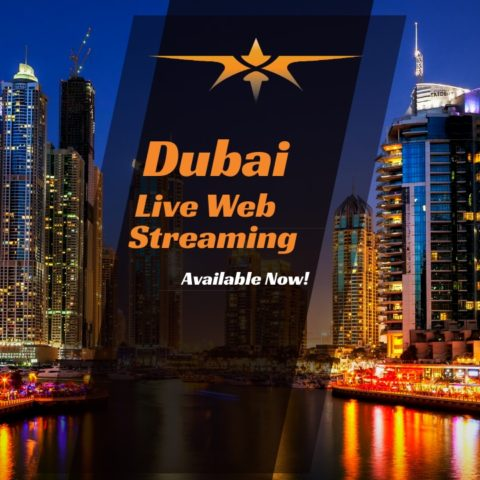 Dubai Live Web Streaming