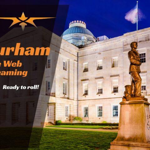 Durham Live Web Streaming