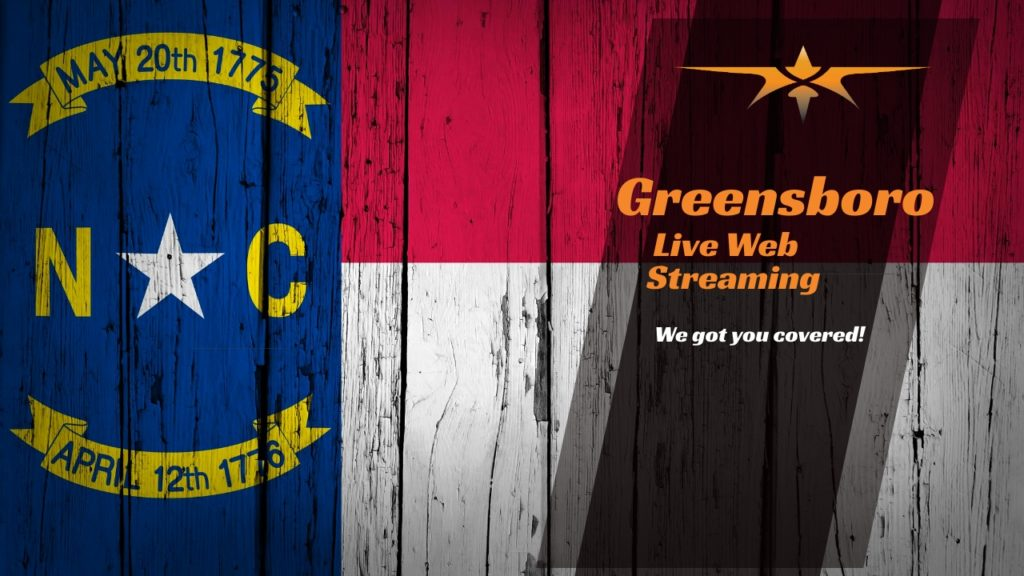 Greensboro Live Web Streaming