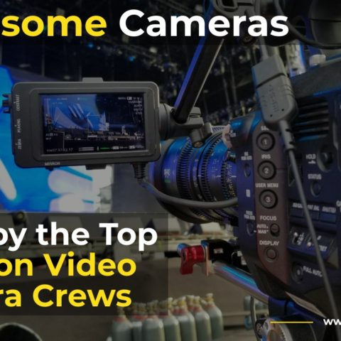 Houston Video Camera Crews