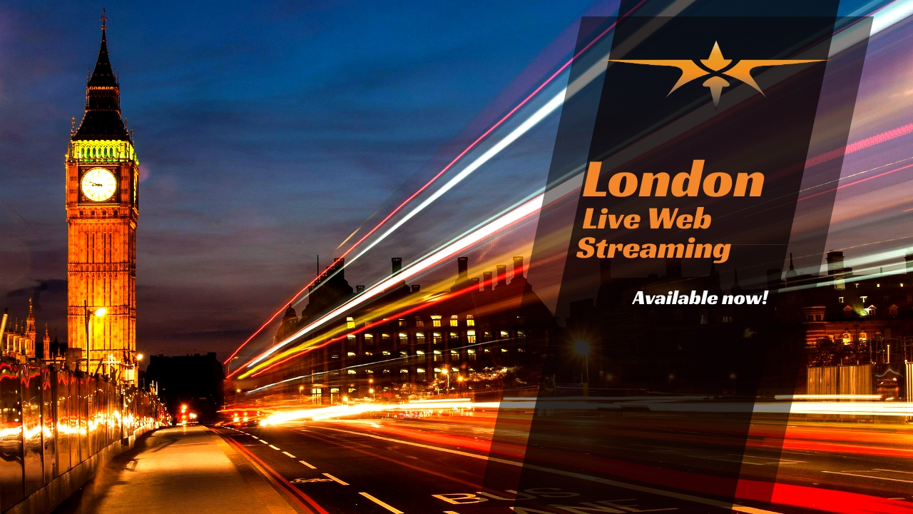 Live Streaming Services - Webcasting - Video Production Company
