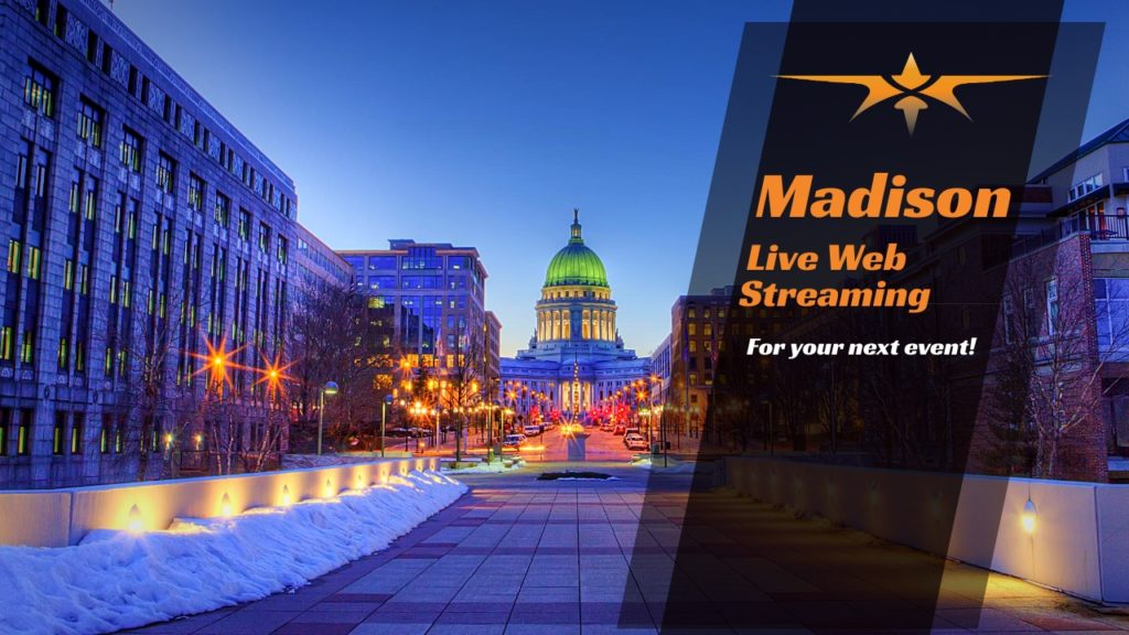 Madison Live Web Streaming