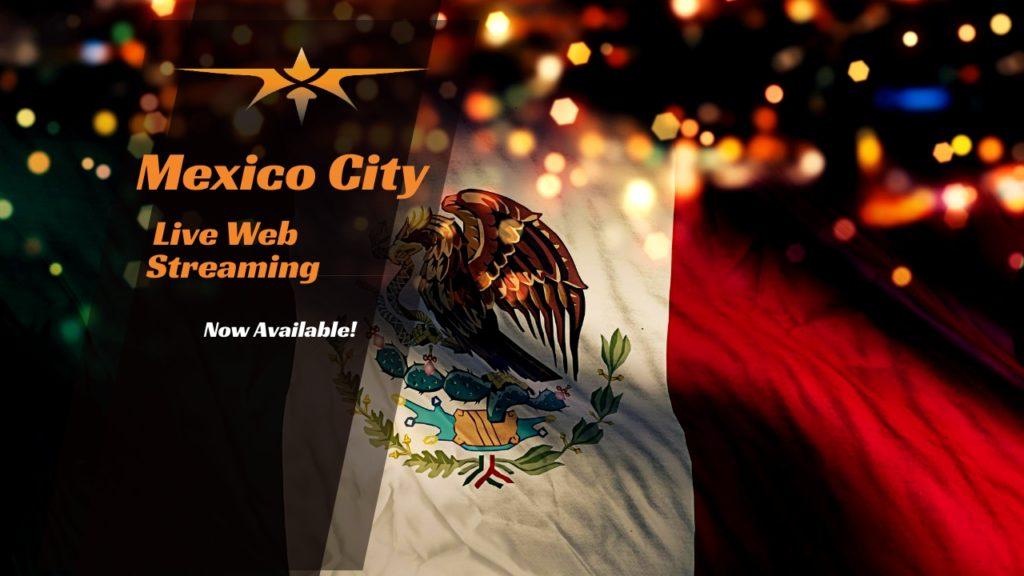 Mexico City Live Web Streaming