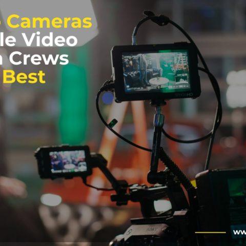 Nashville Video Camera Crews