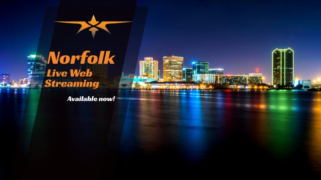 Norfolk Live Web Streaming