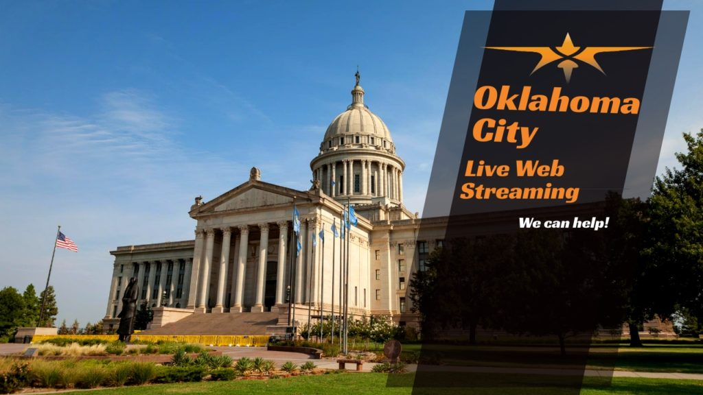 Oklahoma City Live Web Streaming