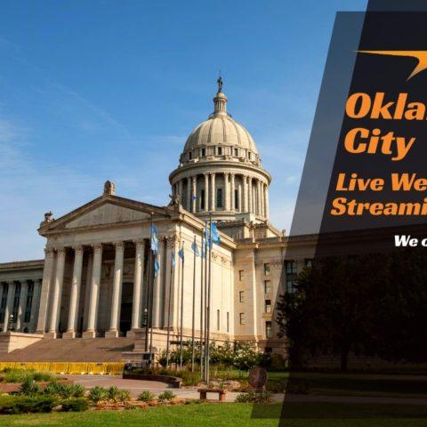 Oklahoma City Live Web Streaming