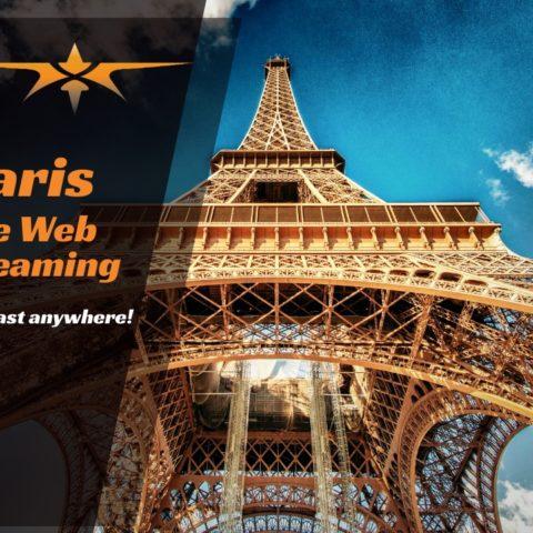 Paris Live Web Streaming