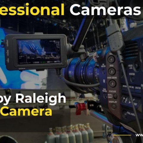 Raleigh Video Camera Crews
